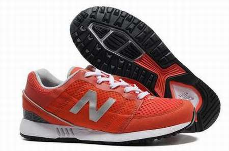 new balance 420 femme orange