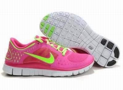 vente discount amazon design exquis Fluo Running Basket Running Running Nike Nike Femme Basket ...